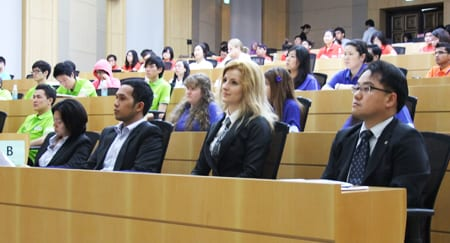 Foreign Students in Korea