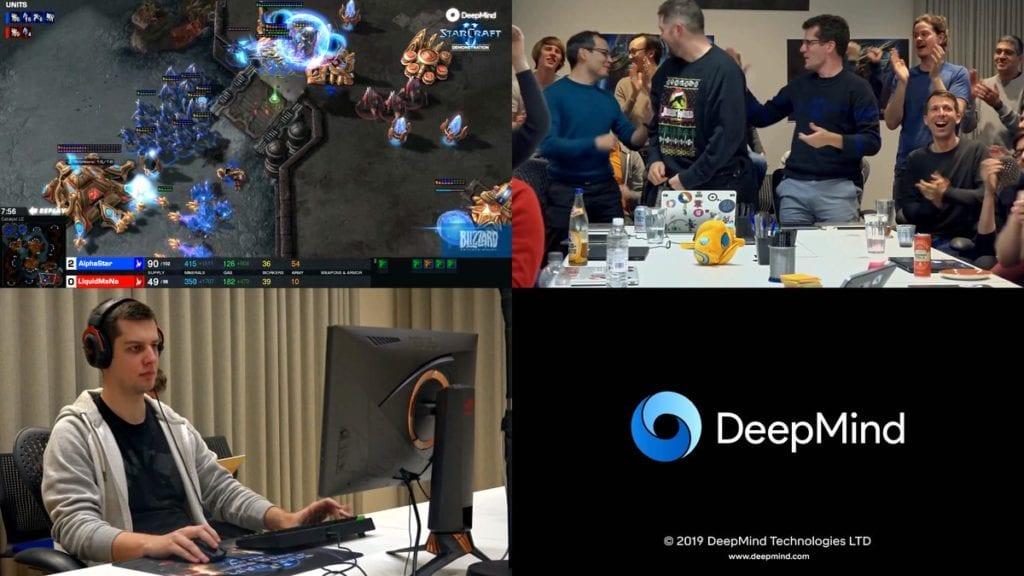 AI vs Pro Gamers