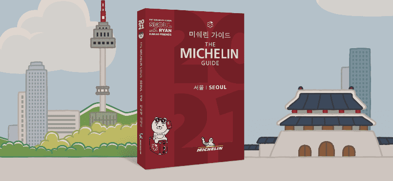 Michelin Star Restaurants in Seoul
