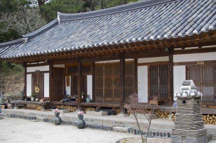 gyeongju-hanok