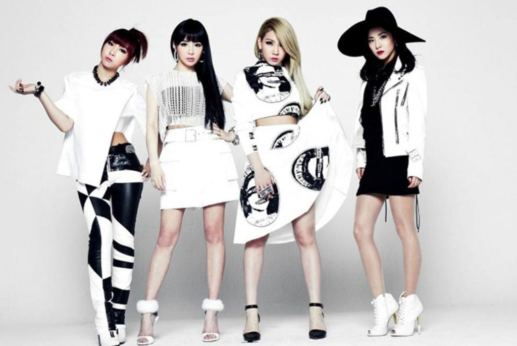 Greatest Kpop Girl Group