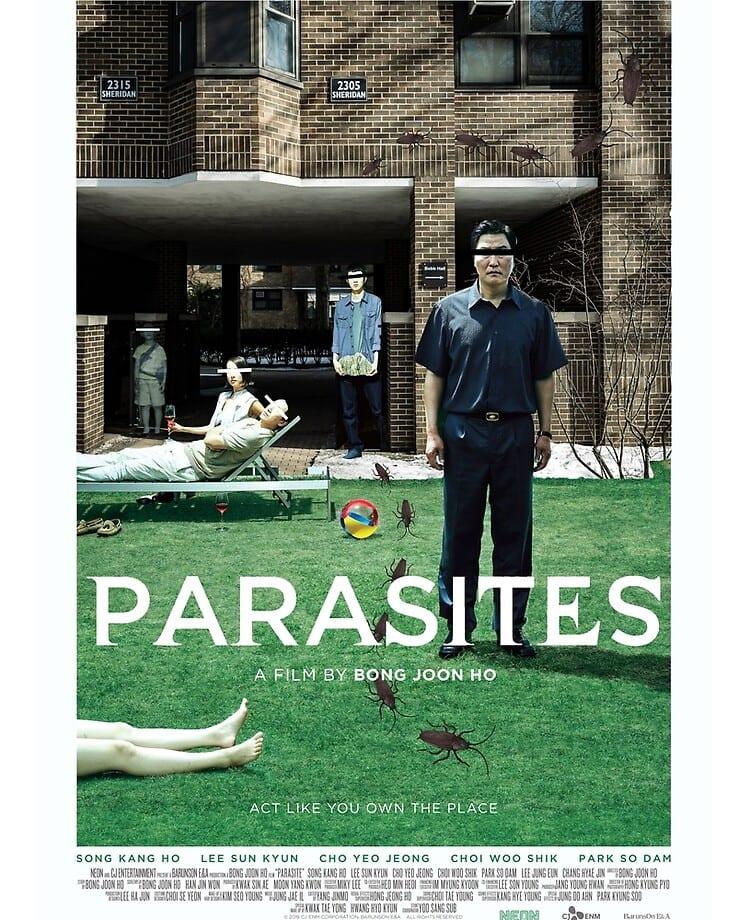 Greatest Korean Films Parasite