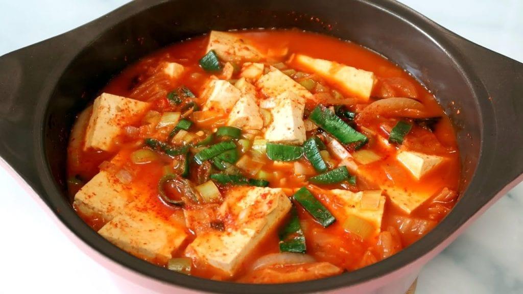 Best Korean Foods Kimchi Stew