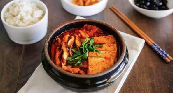 Kimchi Jigae Recipes