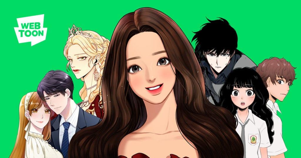 Korean Webtoon Sites Naver Webtoon