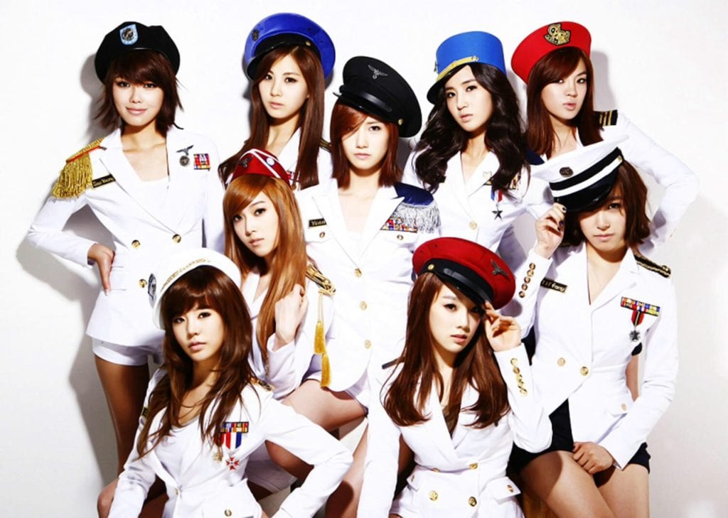 Greatest Kpop Girl Groups