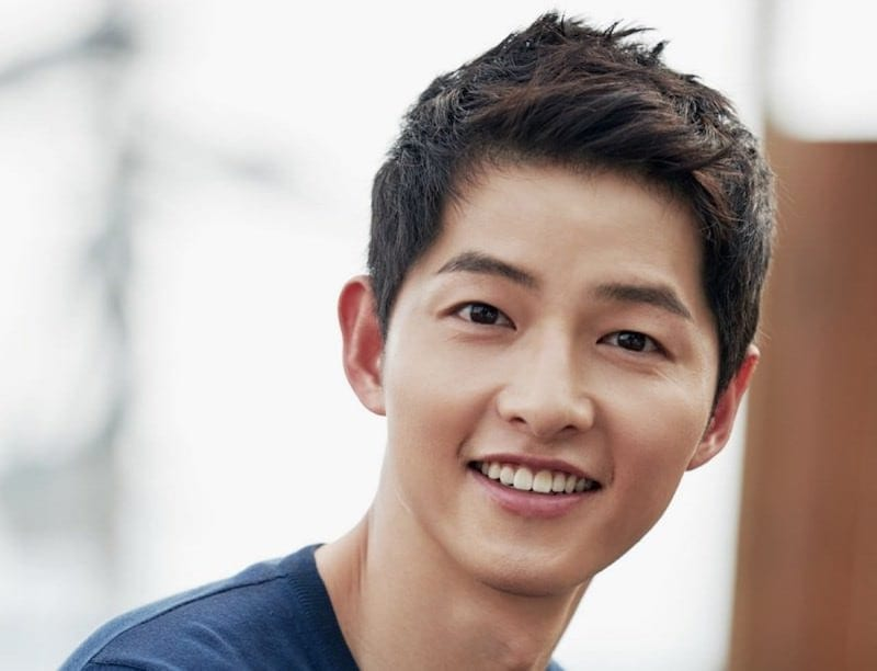 Song Joong Ki - Richest Kdrama Actors