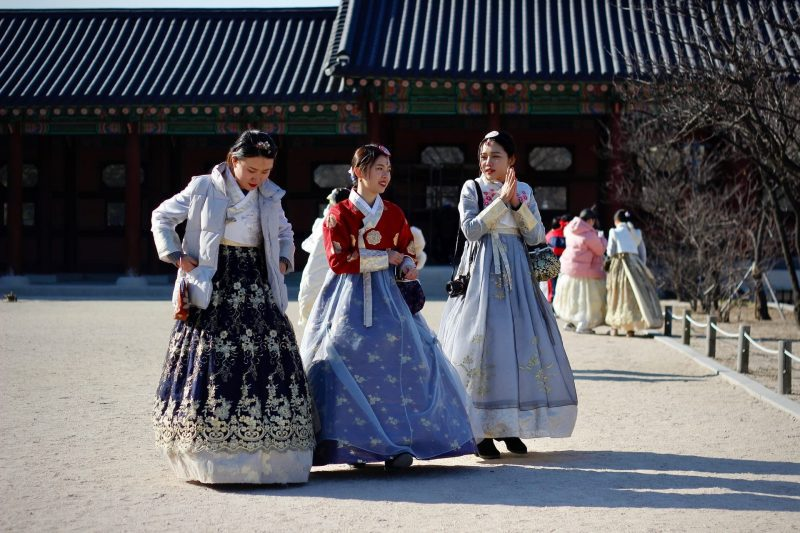 Cultural Experiences in South Korea