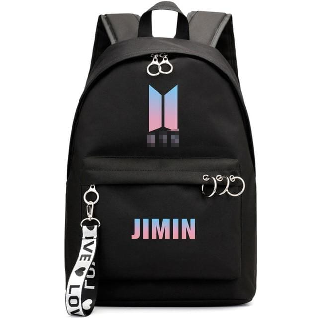 BTS Merchandise Backpack