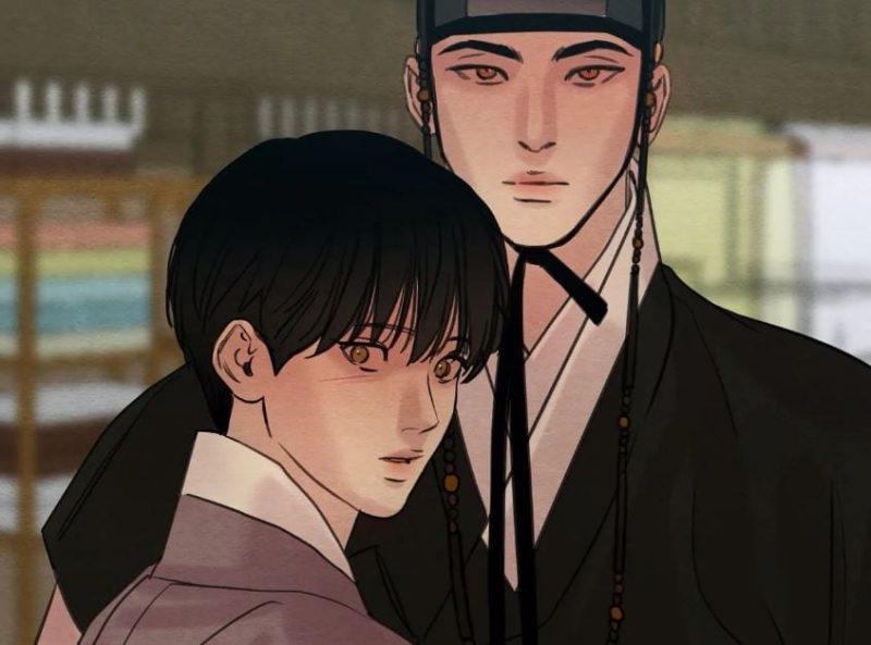 Korean Adult Webtoons
