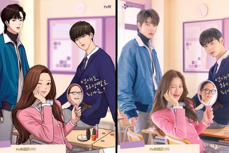 Korean Drama Webtoon