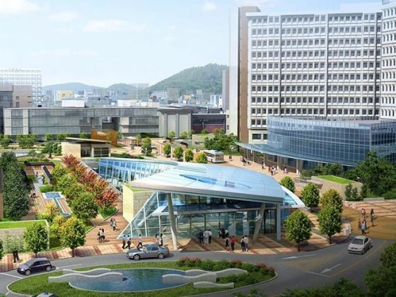 Best universities in Korea