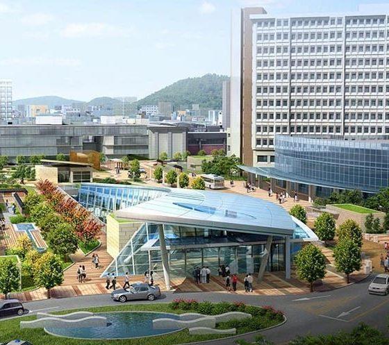 Best universities in Korea