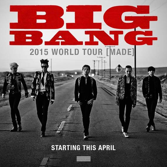 Biggest Kpop Tours