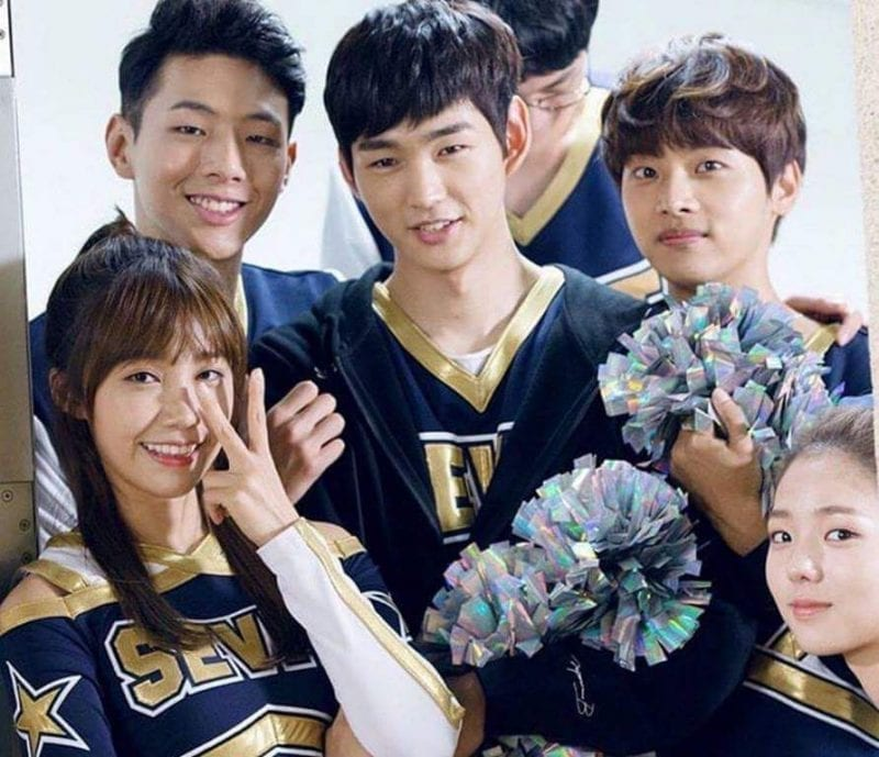 Korean School Drama