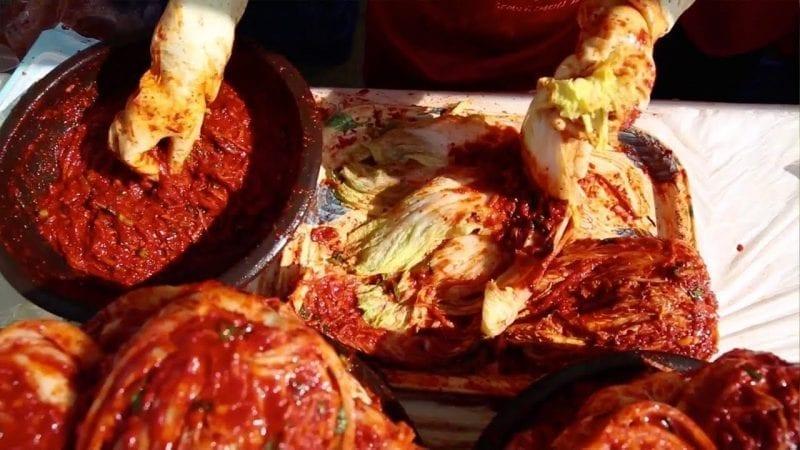 Kimchi Festival in Korea