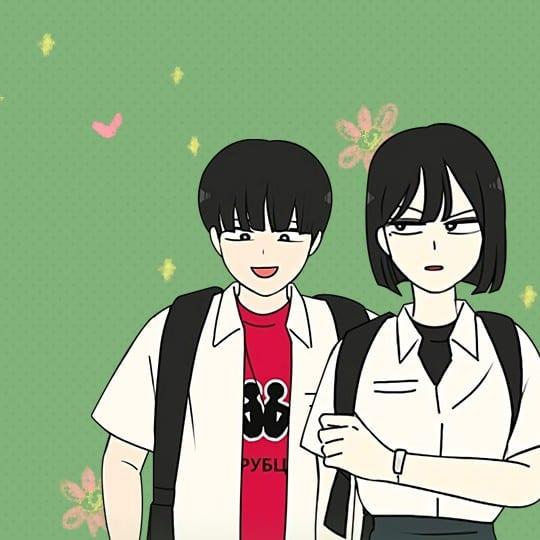 Korean Webtoons on Naver