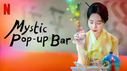 Mystic Pop Up Bar
