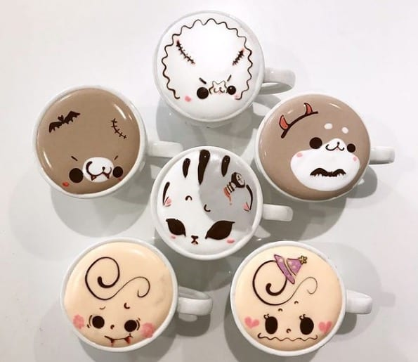 Best Coffee Shops in Itaewon