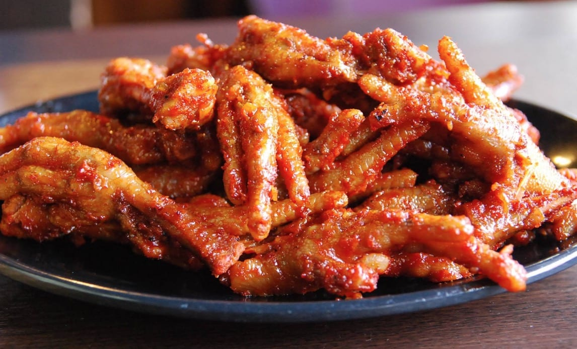 Bizarre Foods in Korea