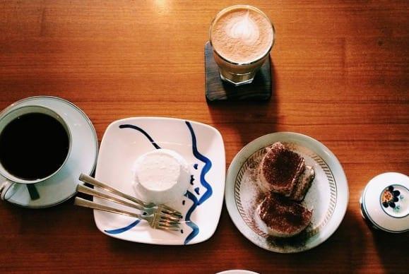 Coffee Shops in Itaewon