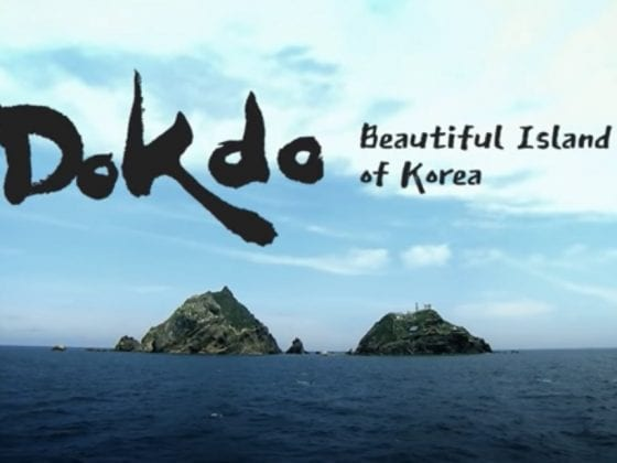 Dokdo - Island of Korea