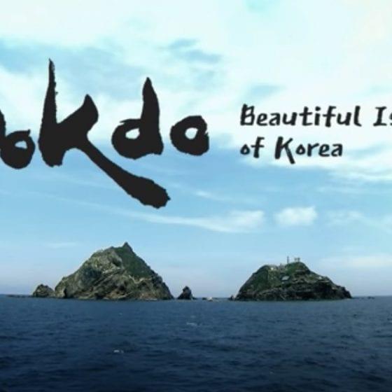 Dokdo - Island of Korea
